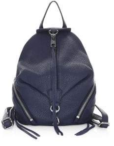 Rebecca Minkoff Julian Mini Leather Backpack