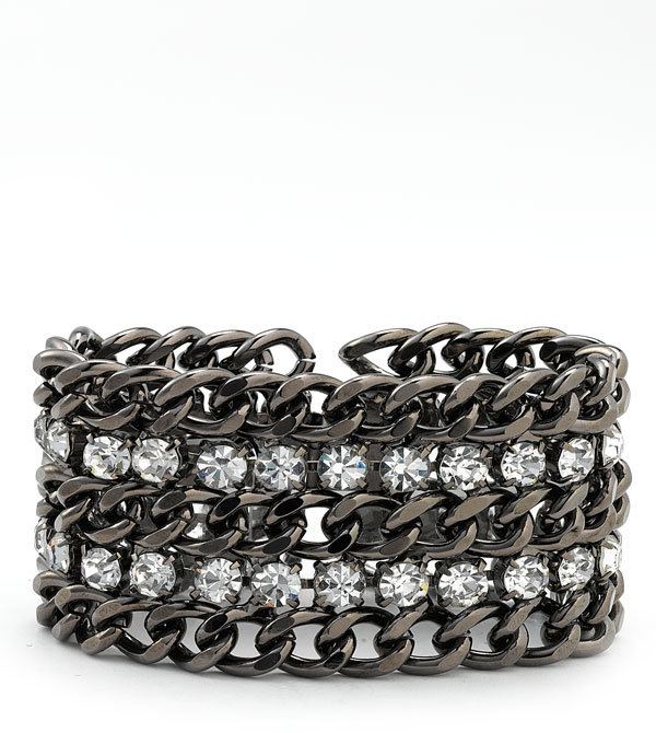 RJ Graziano Crystal Bracelet