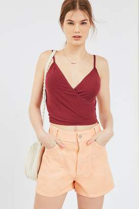 Out From Under Leah Wrap Cami