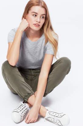 Paige Green Jogger Pants