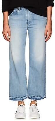 Marc Jacobs Women's Boyfriend Crop Jeans