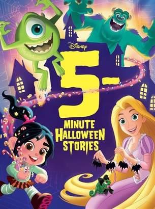 Disney Storybook Art Team 5-minute Halloween Stories