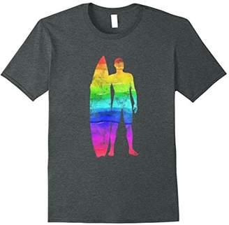 Rainbow Surfer T-Shirt