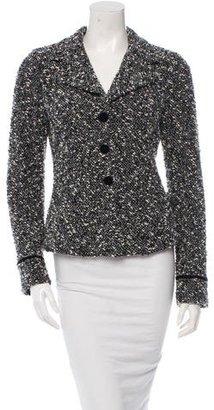 Nanette Lepore Bouclé Lightweight Jacket $95 thestylecure.com