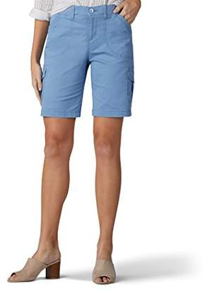 Lee Women's Relaxed Fit Diani Knit Waist Bermuda Short