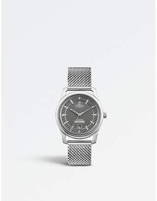 VV185GYSL Holborn stainless steel watch