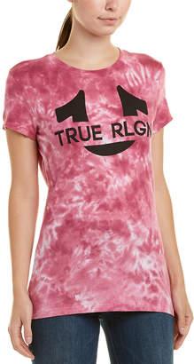 True Religion Horseshoe Tie-Dye T-Shirt
