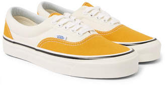Vans Anaheim Era 95 Dx Two-Tone Canvas Sneakers