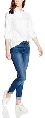 Crew Clothing Women's Classic Oxford Long Sleeve Regular Fit Shirt
