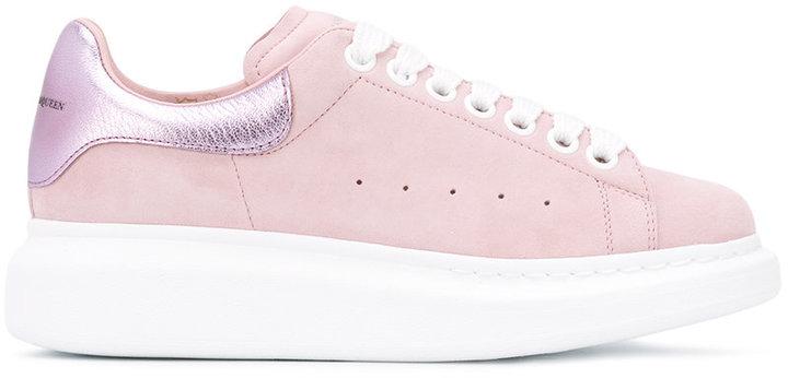 Alexander McQueenAlexander McQueen platform sneakers