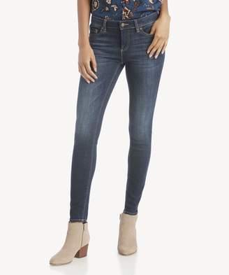 Sole Society Indigo 5 Pkt Skinny Jean