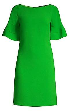 Trina Turk Women's Soujourn 2 Classic Crepe Sheath Dress