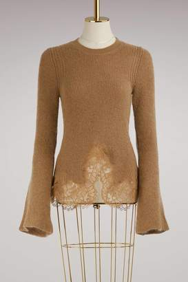 Givenchy Mohair Sweater