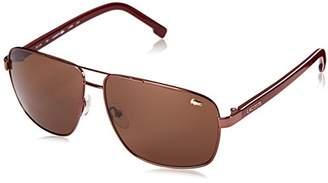 Lacoste Men's L162s Aviator Sunglasses