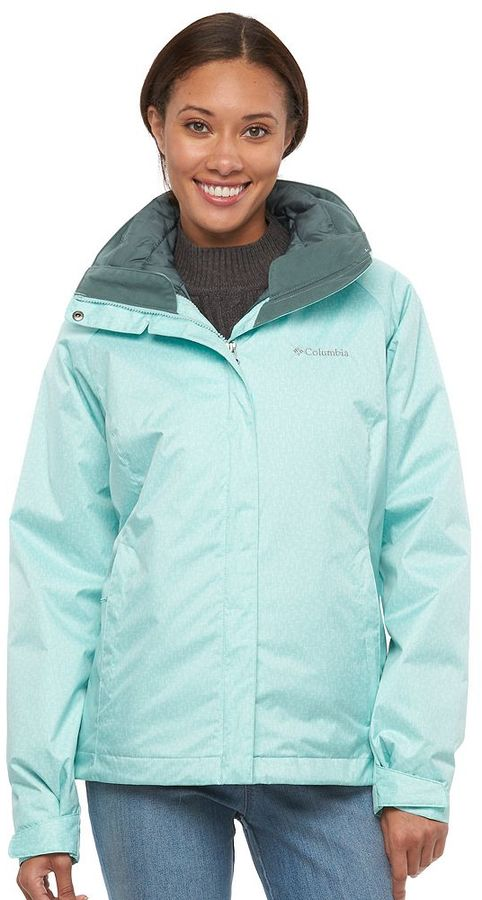 ColumbiaWomen's Columbia Outer West Thermal Coil 3-in-1 Systems Jacket
