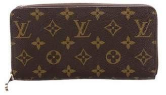 Louis Vuitton Monogram Zippy Organizer