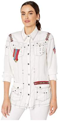 Double D Ranchwear On the 4th of July Jacket