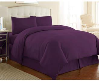 Southshore Fine Linens Ultra - Soft and Modern 3 Piece Duvet Cover Set, King Bedding