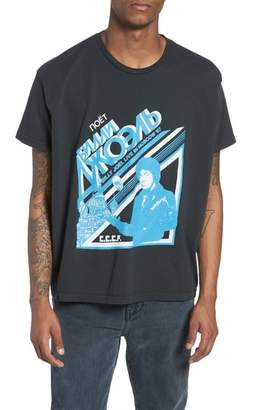Barking Irons Billy Joel Moscow T-Shirt