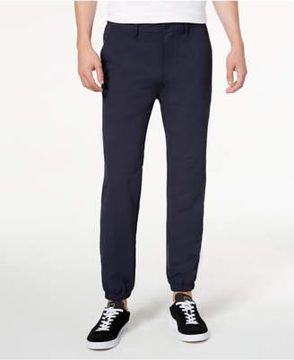 DKNY Men's Slim-Straight Fit Tech Joggers