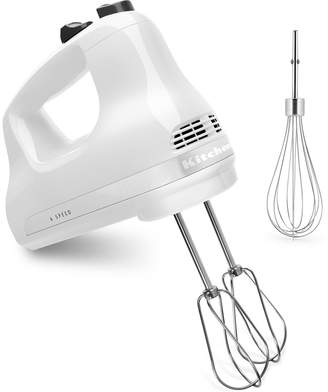 KitchenAid KHM614 6 Speed Hand Mixer