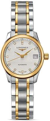 Longines Master Collection Watch, 26mm $2,675 thestylecure.com