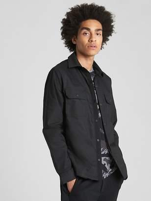 Gap Hybrid Shirt Jacket
