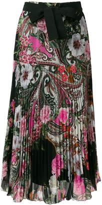 Blugirl paisley print skirt