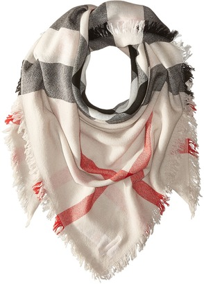 Burberry Kids - Boiled and Stumbled Scarf Scarves $220 thestylecure.com