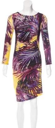 Jean Paul Gaultier Jersey Mini Dress