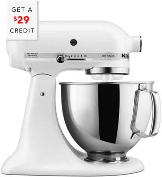 KitchenAid Artisana Series 5Qt Tilt-Head Stand Mixer
