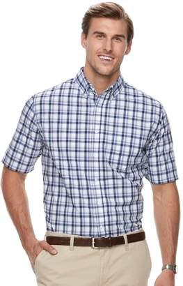 Croft & Barrow Big & Tall Regular-Fit Easy-Care Button-Down Shirt