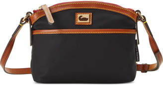 Dooney & Bourke Wayfarer Nylon Domed Crossbody