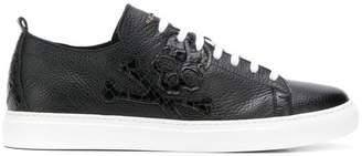 Philipp Plein Skull lace-up sneakers