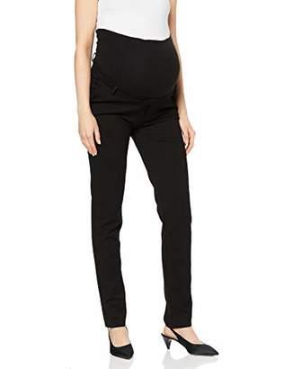92e26656871d2 at Amazon.co.uk · Noppies Women's Pants OTB Kadie Maternity Trousers,  (Black C270), (Size: