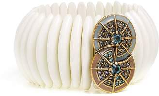 Camila Klein embellished resin bracelet