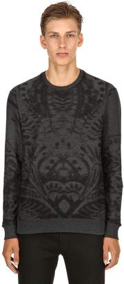Etro Cotton Jacquard Sweatshirt