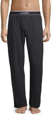 Lacoste Stretch Lounge Pants