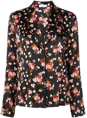 A.L.C. Leomie floral print blouse