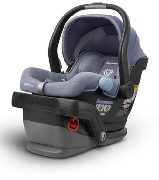 UPPAbaby MESATM Infant Car Seat w/ Base, Light Blue