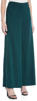 Eileen Fisher Tencel® Wide-Leg Trousers, Plus Size