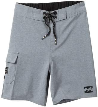 Billabong All Day X Board Shorts (Toddler & Little Boys)