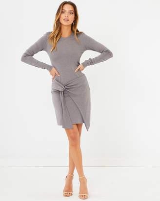 Josie Tie Front Dress