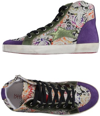 Ishikawa High-tops & sneakers - Item 11160702