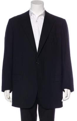 Kiton Cashmere Three-Button Blazer