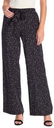 Frame Printed Pajama Pant