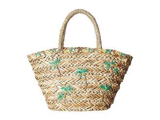 Hat Attack Mini Palm Tote