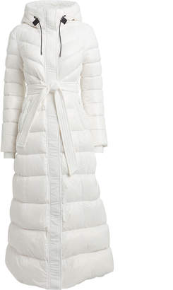 Mackage Calina Belted Puffer Coat