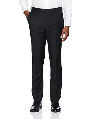 Buttoned Down Men's Slim Fit Super 110 Italian Wool Suit Dress Pant