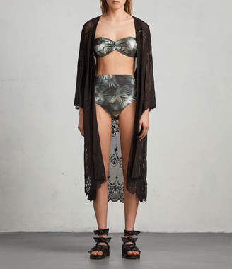 AllSaints Ola Colada Bikini Top
